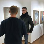 Jan Weber im Künstlergespräch
